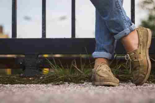 Diabetic work boots