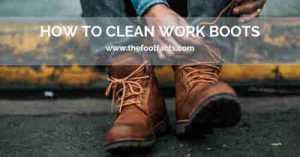 cleaning and boot care