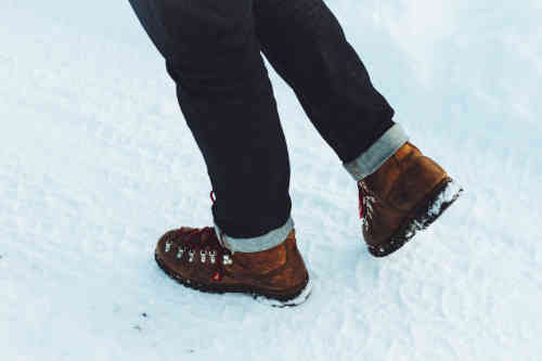 what are the warmest winter work boots