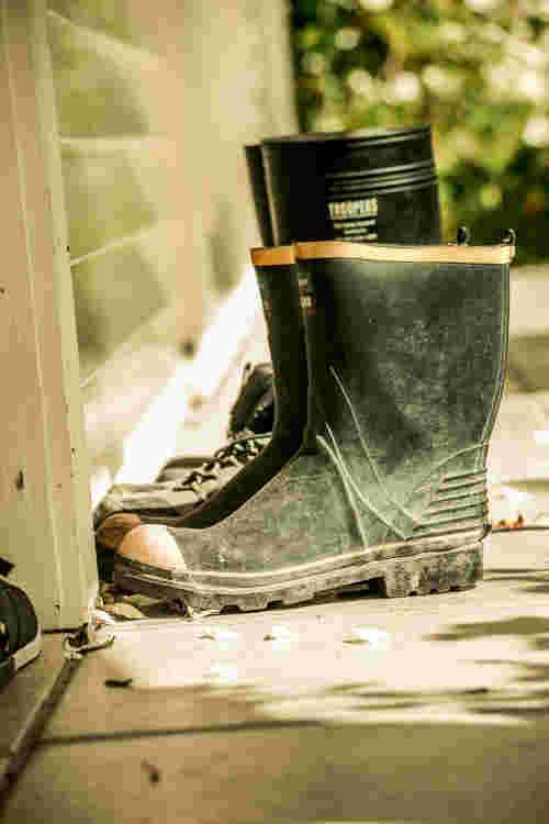 best wellington work boots